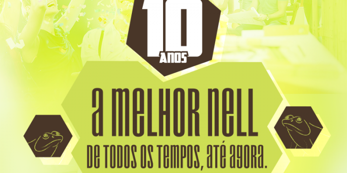 Post Nell 10 anos